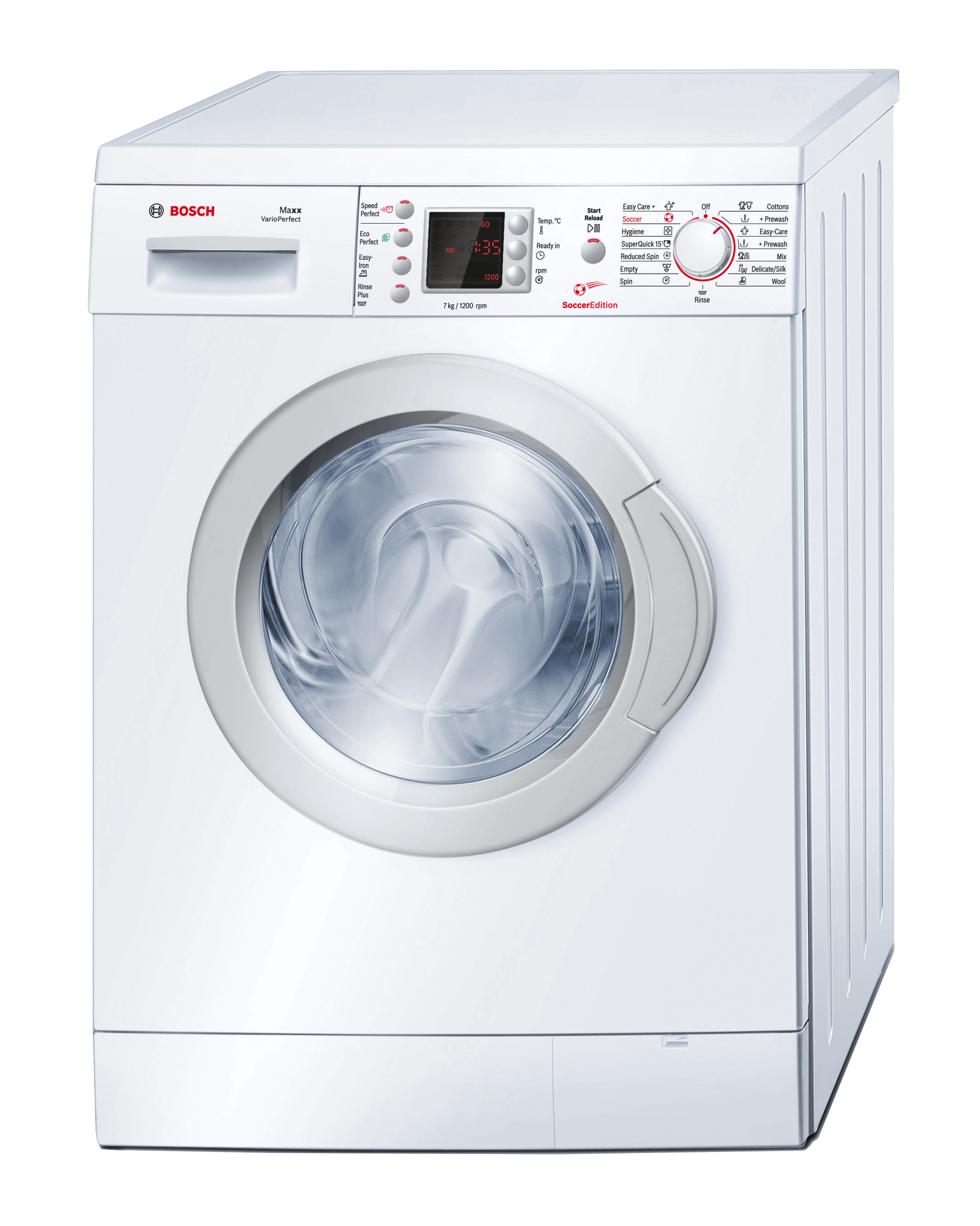 Инструкция Bosch Avantixx 6 3d Washing