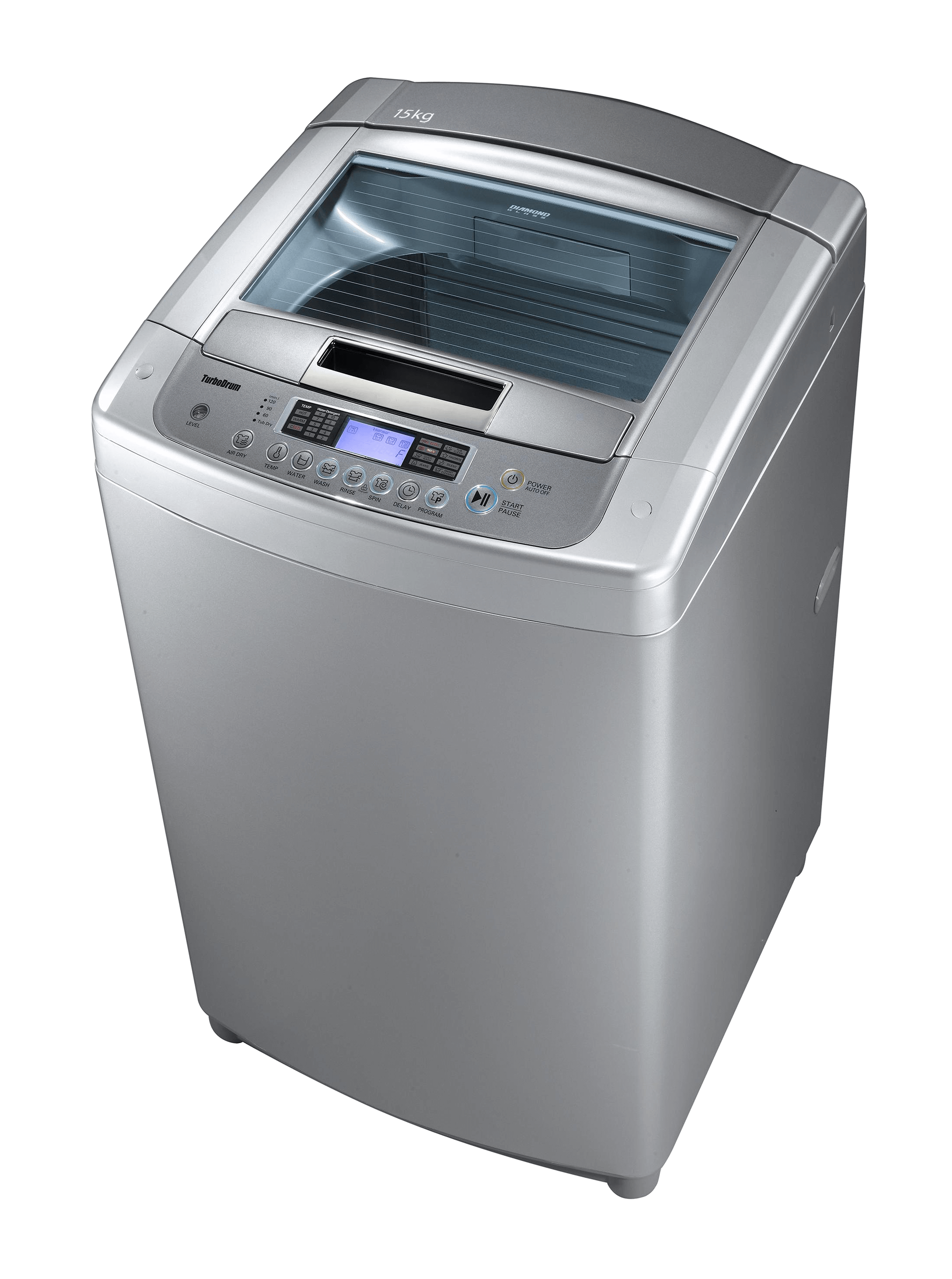 Lg Top loader Washing Machine repair Manual Error Code pe