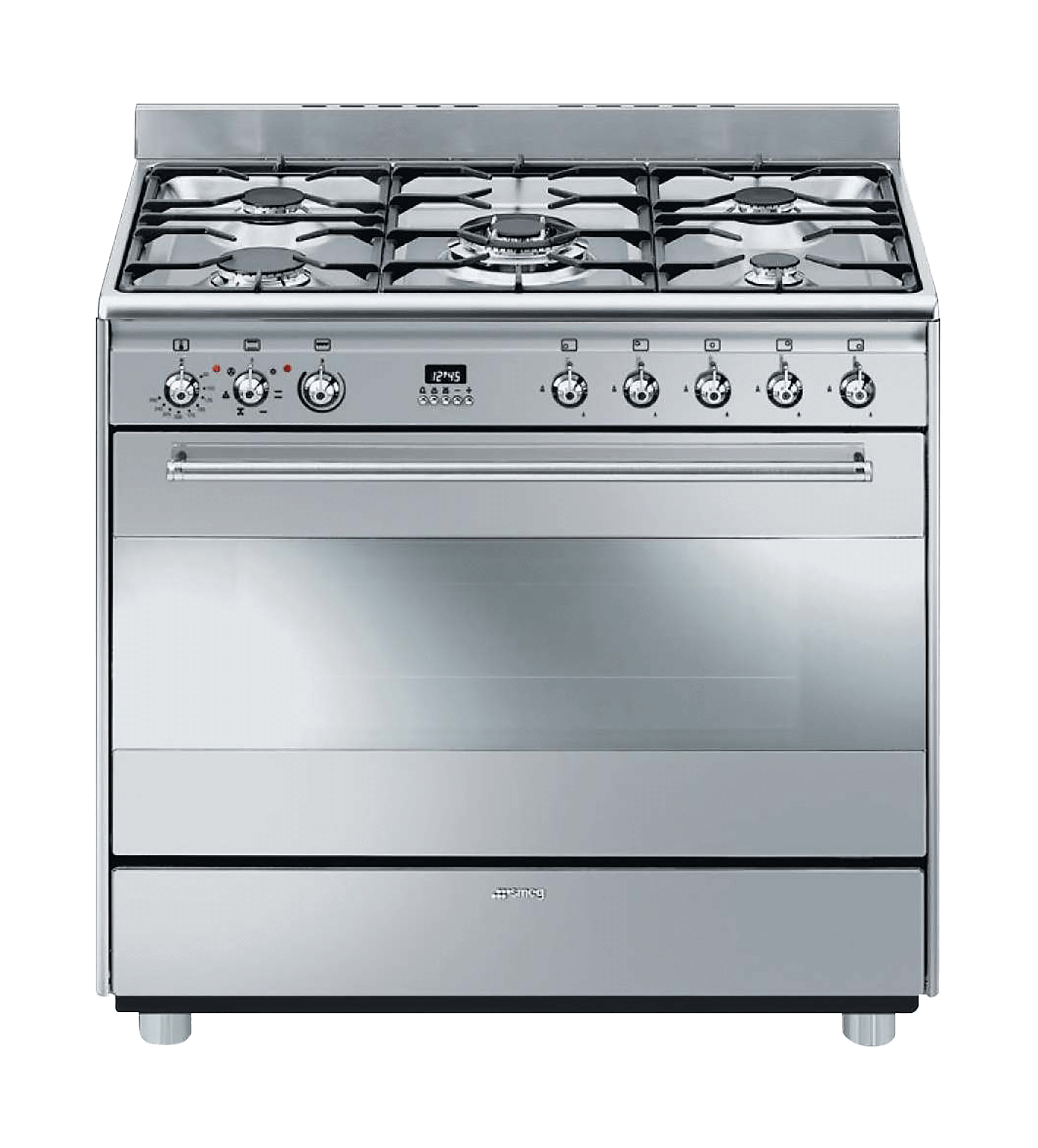 Gas Electric Stove S Steel Model Ssa91mfx1