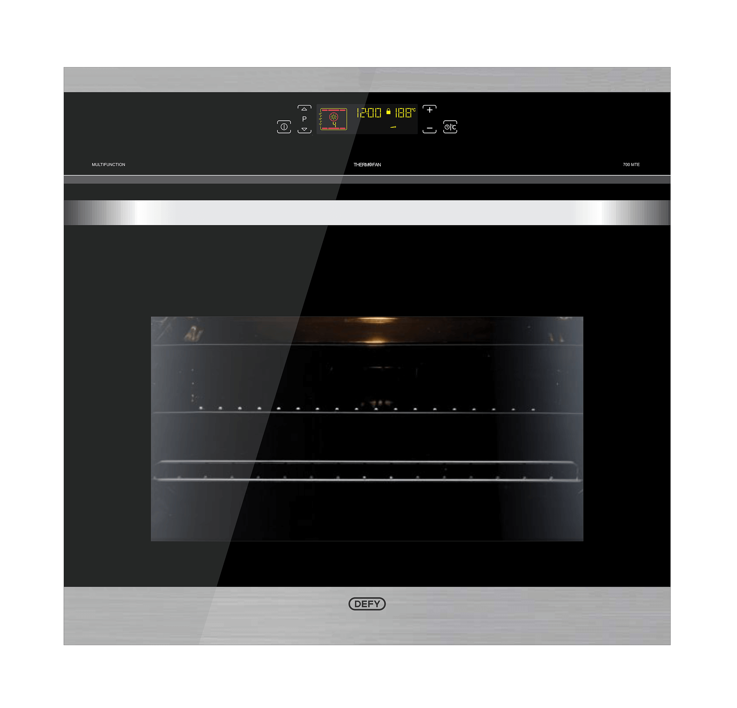 Defy Built In Oven S Steel Model Dbo465 Newappliances