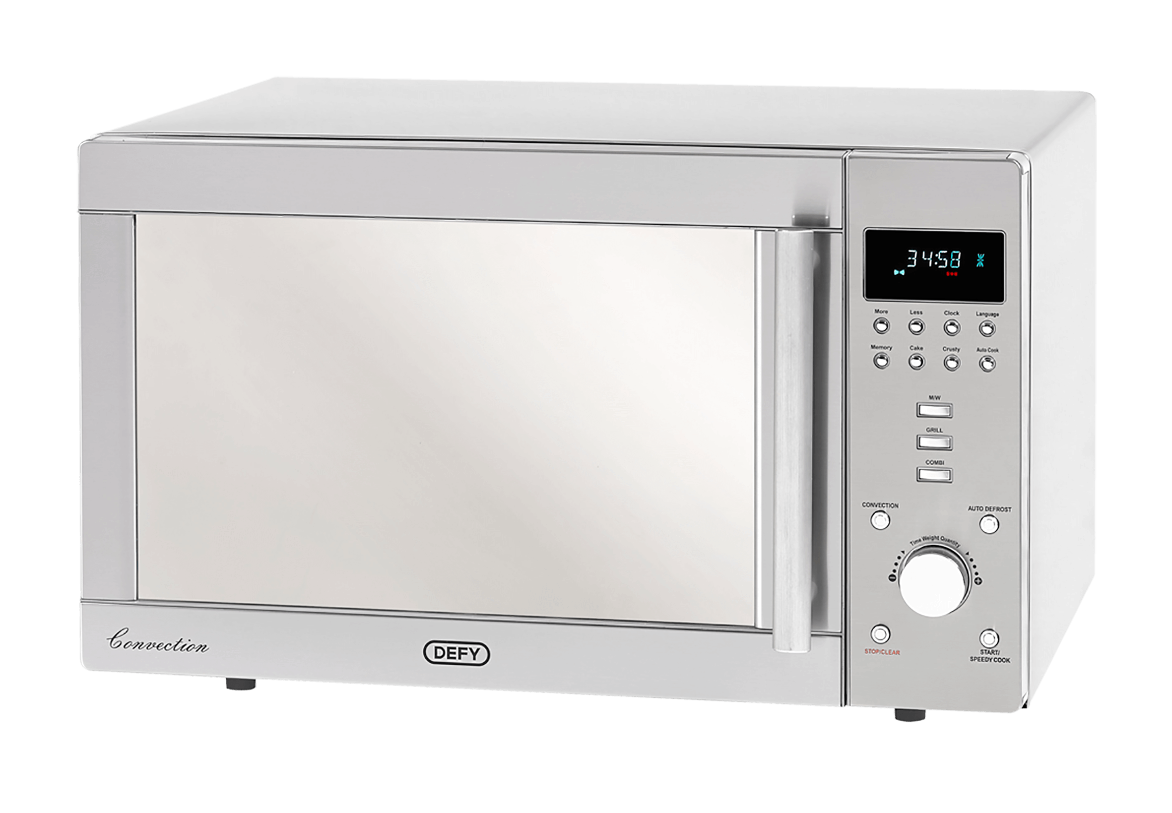 Defy Convection Microwave Oven With Grill Dmo357