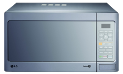 LG MICROWAVE OVEN WITH GRILL MH6843GARS