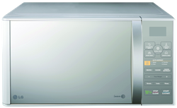 LG MICROWAVE OVEN MS3043BARS