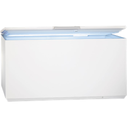 AEG CHEST <BR /> FREEZER (WHITE) <BR />MODEL: A83400HLWO