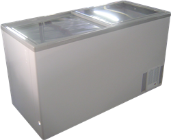 FRIDGESTAR COMMERCIAL CHEST FREEZER VL525GL