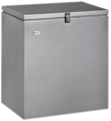 ZERO 220V/GAS CHEST FREEZER GF180IP