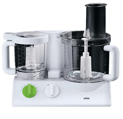 BRAUN FOOD PROCESSOR FX3030
