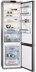 AEG DOUBLE DOOR FRIDGE S83800CTMO