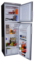 FRIDGESTAR DOUBLE DOOR FRIDGE TS180F