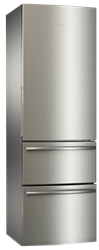 HAIER 3 DOOR FRIDGE AFL631CS