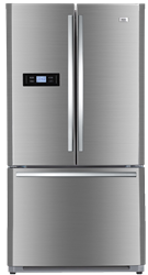 HAIER FRENCH DOOR FRIDGE HB21TSSAA
