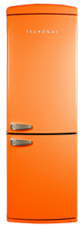 TECNOGAS DOUBLE DOOR FRIDGE COMBI22A