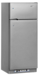 ZERO 220V/GAS DOUBLE DOOR FRIDGE GR265W