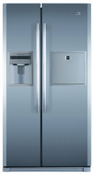 HAIER SIDE BY SIDE FRIDGE WITH WATER DISPENSER HRF-663ASA2