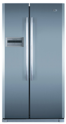 HAIER SIDE BY SIDE FRIDGE HRF-663DSA2