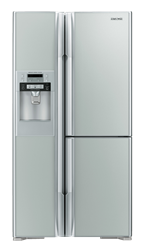 HITACHI 3 DOOR SIDE BY SIDE FRIDGE WITH WATER DISPENSER RM70GGS8.GS
