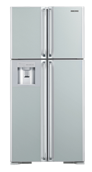 HITACHI 4 DOOR FRENCH FRIDGE WITH WATER DISPENSER RW660EGS9.GS