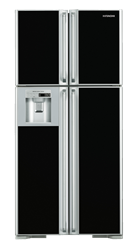 HITACHI 4 DOOR FRENCH FRIDGE WITH WATER DISPENSER RW660FGS9.GB