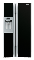 HITACHI SIDE BY SIDE FRIDGE WITH WATER DISPENSER RS700GGS8.GB