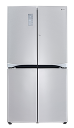 LG 5 DOOR SIDE BY SIDE FRIDGE GR-M24FWCHL