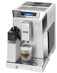 DELONGHI COFFEE MACHINE ECAM45.760.W
