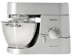 KENWOOD TITANIUM CHEF KMC010