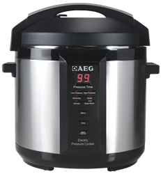 AEG ELECTRIC PRESSURE COOKER MODEL: EPC6000