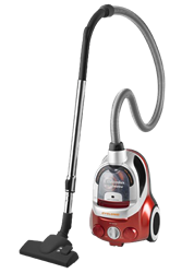 ELECTROLUX VACUUM CLEANER (RED) MODEL: ZTF7620