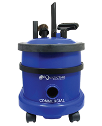 QUICKCLEAN VACUUM <BR /> CLEANER (BLUE) <BR />MODEL: AS200