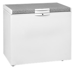 DEFY CHEST <BR /> FREEZER (METALLIC) <BR />MODEL: DMF474