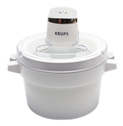 KRUPS ICE CREAM MAKER GVS141