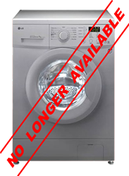 LG DIRECT DRIVE FRONT LOADER WASHING MACHINE F1292QDP5