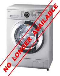 LG DIRECT DRIVE FRONT LOADER WASHING MACHINE F1222TD5