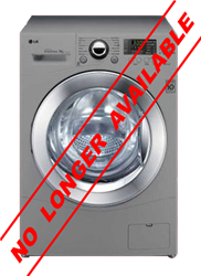 LG DIRECT DRIVE FRONT LOADER WASHING MACHINE F1480FD5