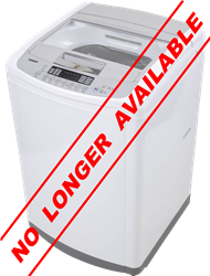 LG TURBO DRUM TOP LOADER WASHING MACHINE T1308TEFTO