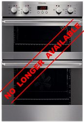 ELECTROLUX BUILT IN DOUBLE OVEN EOD33003X