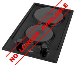 DEFY SOLID PLATE HOB DHD316