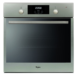 WHIRLPOOL BUILT IN <BR /> OVEN (INOX) <BR />MODEL: AKP137/IX