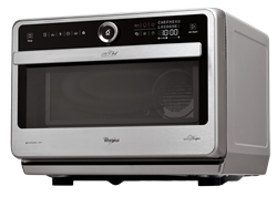 WHIRLPOOL JETCHEF <BR &#47;> MICROWAVE OVEN (S&#47;STEEL) <BR &#47;>MODEL: JT479/IX
