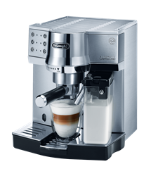 DELONGHI COFFEE MACHINE EC850M