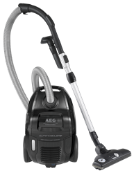 AEG VACUUM CLEANER (BLACK) MODEL: ASC6940