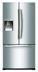 SAMSUNG FRENCH DOOR FRIDGE WITH WATER DISPENSER RF67DESL1
