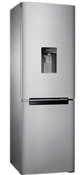 SAMSUNG DOUBLE DOOR FRIDGE WITH WATER DISPENSER RB29HWR3DSA