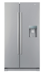 SAMSUNG SIDE BY SIDE FRIDGE WITH WATER DISPENSER RSA1WHMG1