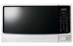 SAMSUNG MICROWAVE OVEN (WHITE)MODEL: ME9114W1