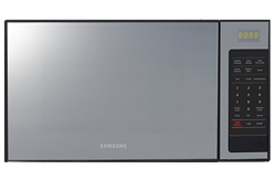 SAMSUNG MICROWAVE OVEN WITH GRILL (BLACK) MODEL: GE0113MB1