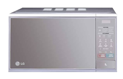 LG MICROWAVE OVEN WITH GRILL MH7040S
