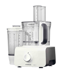 KENWOOD FOOD PROCESSOR FDP623WH