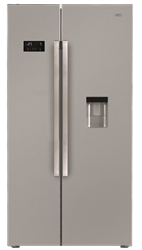 DEFY F740 ECO SIDE BY SIDE FRIDGE WITH WATER DISPENSER DFF425