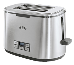 AEG <BR &#47;> TOASTER (S&#47;STEEL) <BR &#47;>MODEL: AT7800